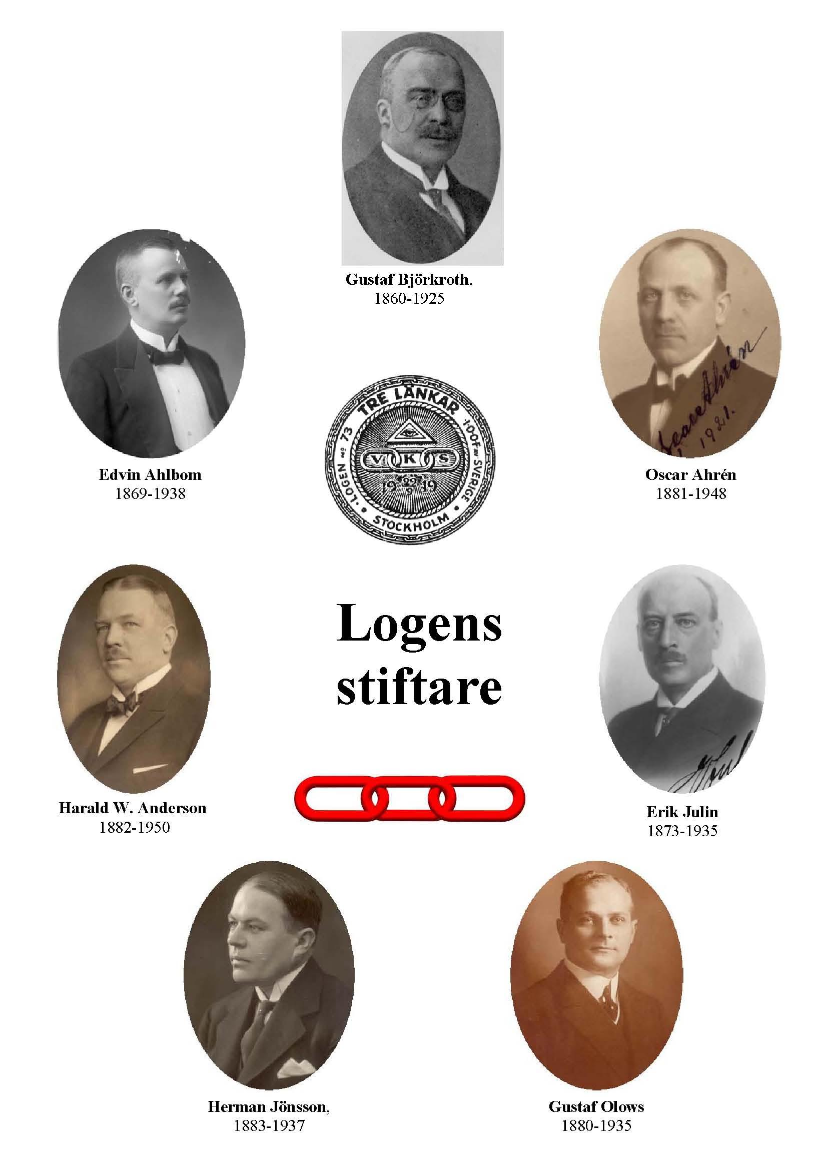 Logens Stiftare